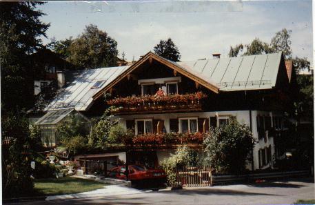 Haus im Waldwinkel